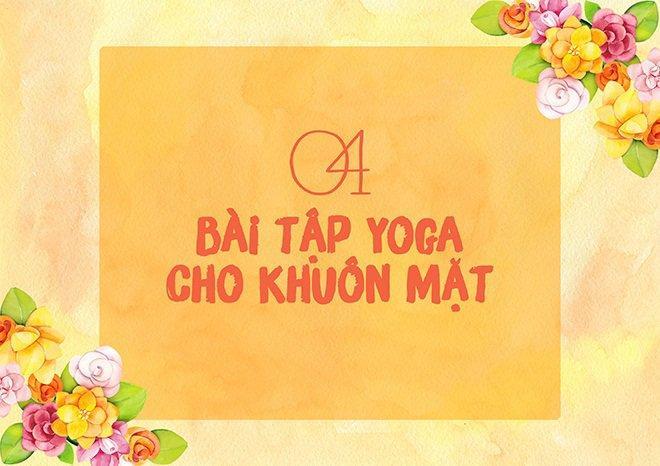 Tập yoga cho khuôn mặt - nghe thì lạ nhưng lại dễ không tưởng luôn!-1