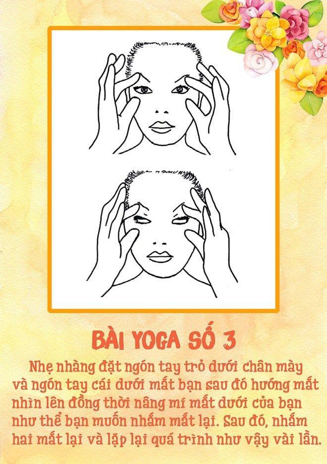 Tập yoga cho khuôn mặt - nghe thì lạ nhưng lại dễ không tưởng luôn!-4