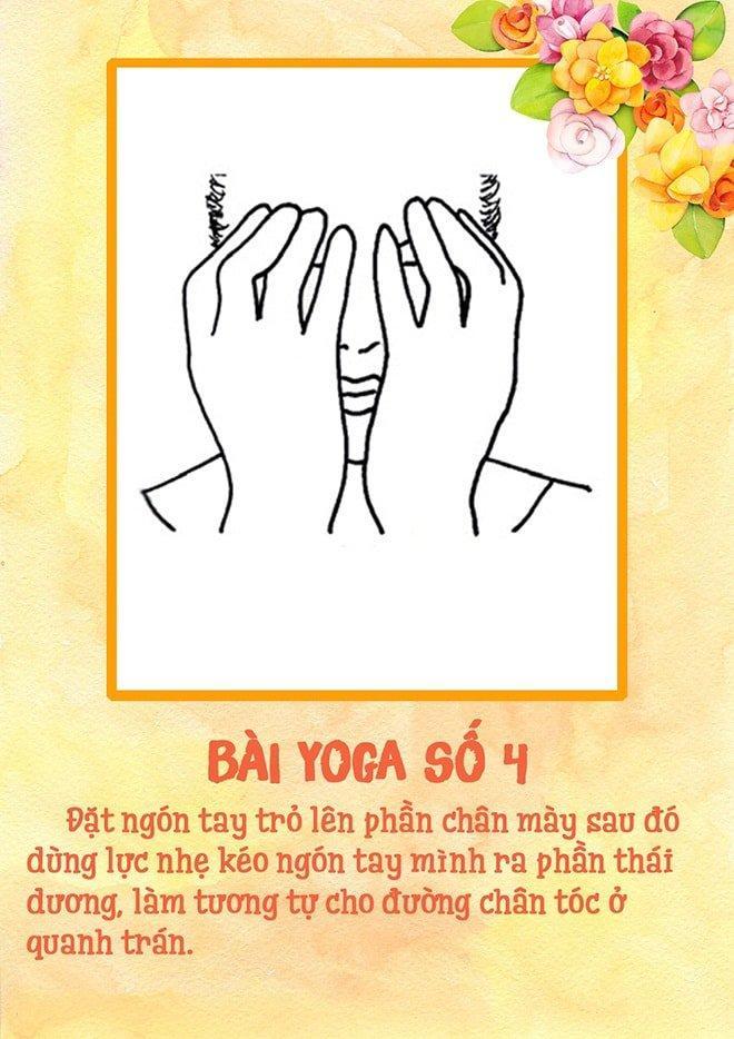Tập yoga cho khuôn mặt - nghe thì lạ nhưng lại dễ không tưởng luôn!-5