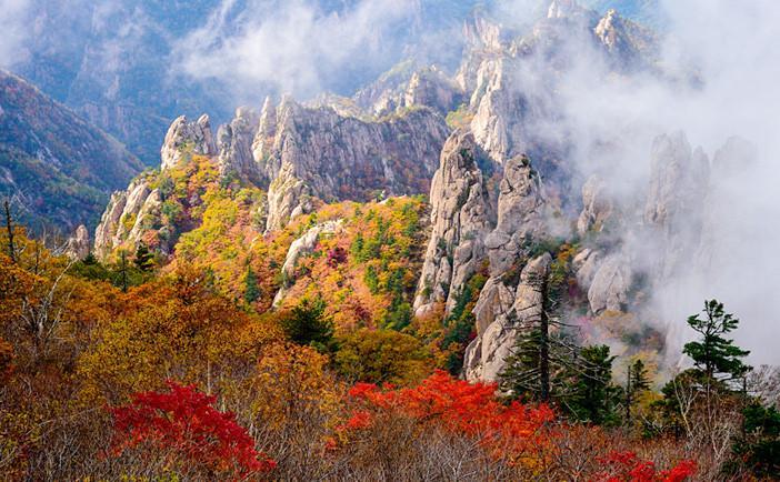 Những địa điểm lý tưởng để ngắm mùa thu ở Hàn Quốc-1