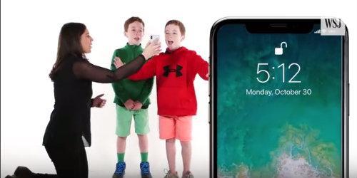 Clip: Lần đầu tiên trẻ sinh ba đánh bại Face ID của iPhone X-1