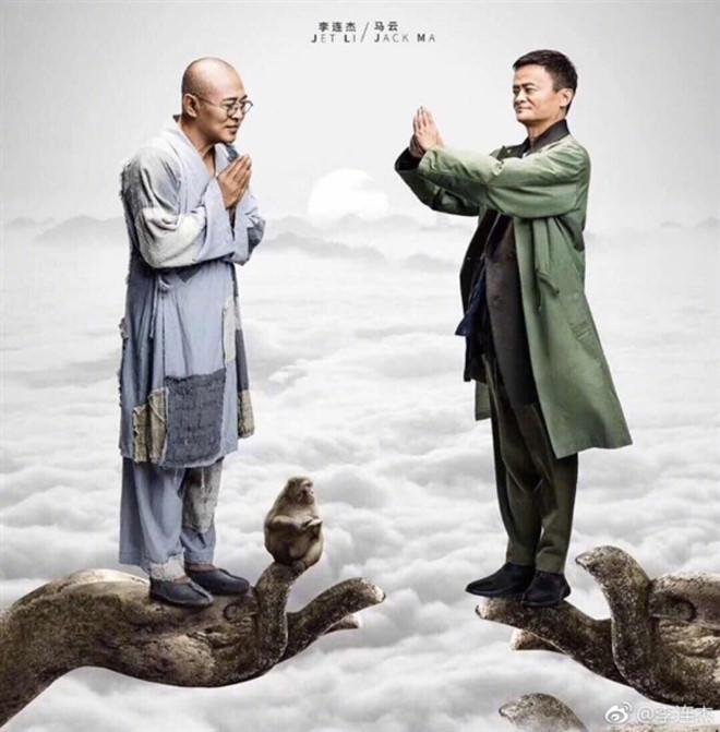 Bom tấn của Jack Ma, Lý Liên Kiệt: Chỉ 20 phút, 0 đồng doanh thu-1