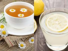 Top 6 loại nước uống buổi tối vừa detox thải độc gan vừa đánh bay mỡ bụng bèo nhèo