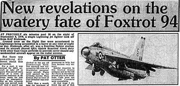 Nghi vấn UFO gây tai nạn cho máy bay quân sự Mỹ 50 năm trước gây tranh cãi-2