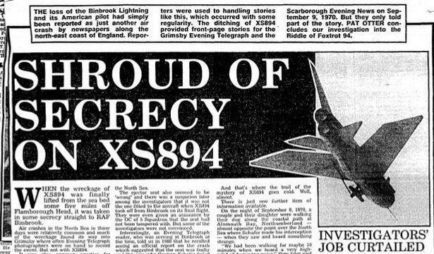 Nghi vấn UFO gây tai nạn cho máy bay quân sự Mỹ 50 năm trước gây tranh cãi-3