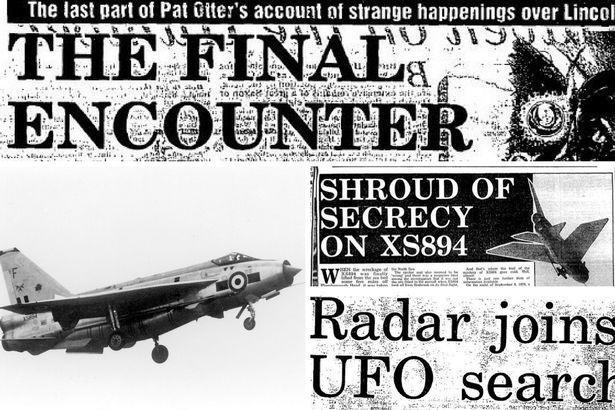 Nghi vấn UFO gây tai nạn cho máy bay quân sự Mỹ 50 năm trước gây tranh cãi-4