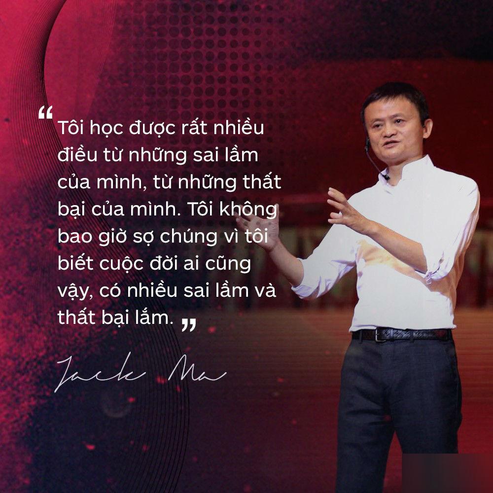 Loạt phát ngôn đầy cảm hứng của tỷ phú Jack Ma vừa gửi đến các bạn trẻ Việt Nam-1