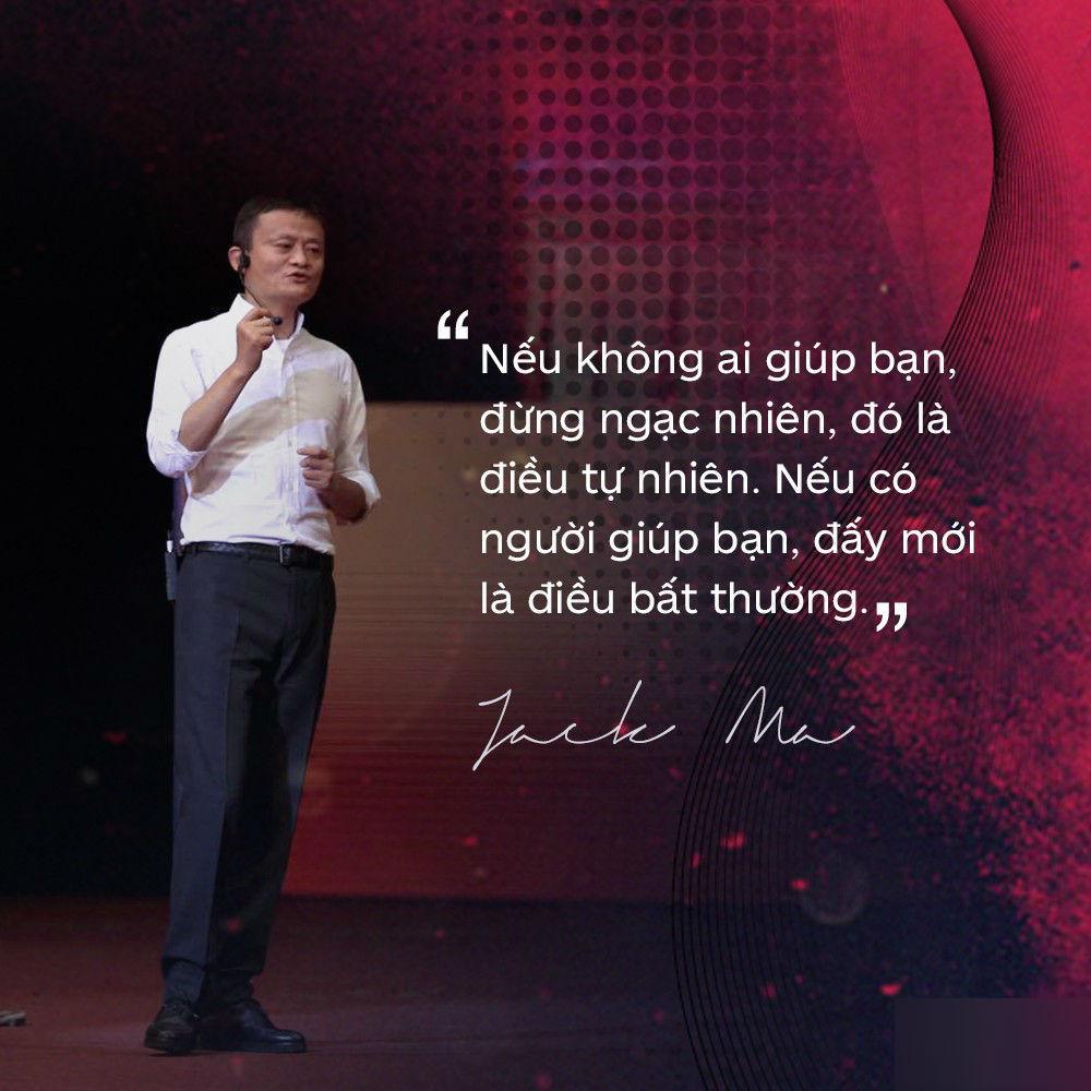 Loạt phát ngôn đầy cảm hứng của tỷ phú Jack Ma vừa gửi đến các bạn trẻ Việt Nam-3