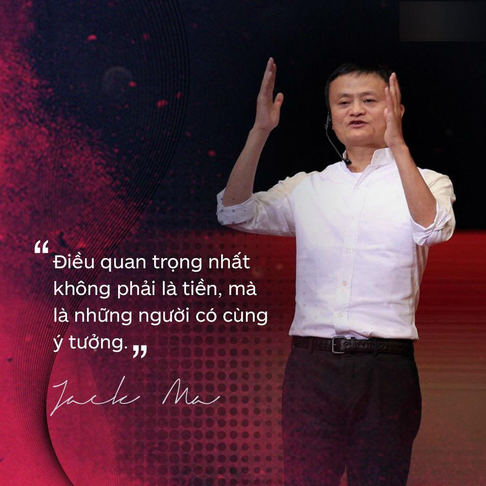 Loạt phát ngôn đầy cảm hứng của tỷ phú Jack Ma vừa gửi đến các bạn trẻ Việt Nam-5