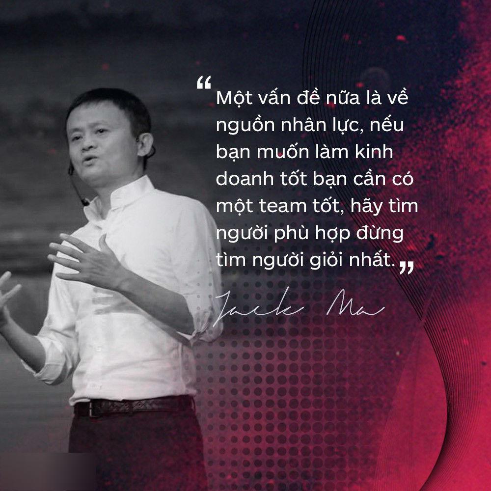 Loạt phát ngôn đầy cảm hứng của tỷ phú Jack Ma vừa gửi đến các bạn trẻ Việt Nam-6