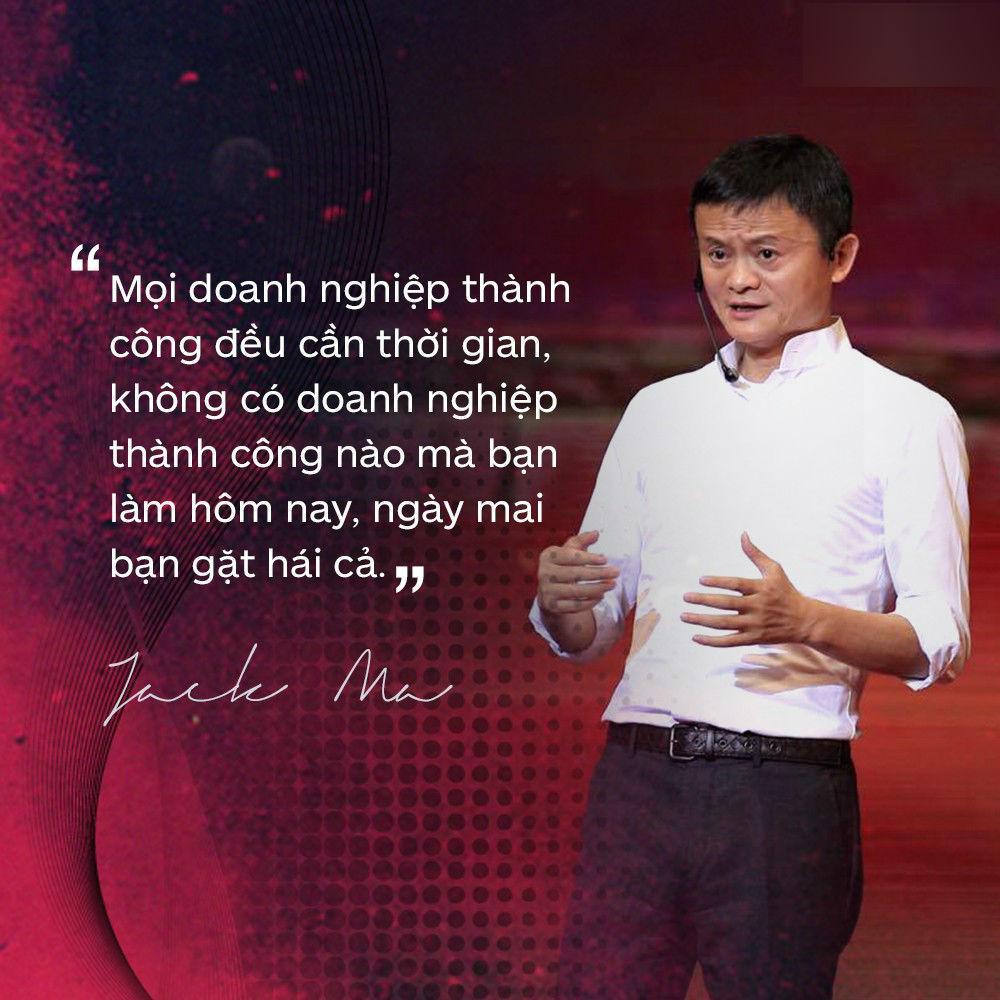 Loạt phát ngôn đầy cảm hứng của tỷ phú Jack Ma vừa gửi đến các bạn trẻ Việt Nam-7