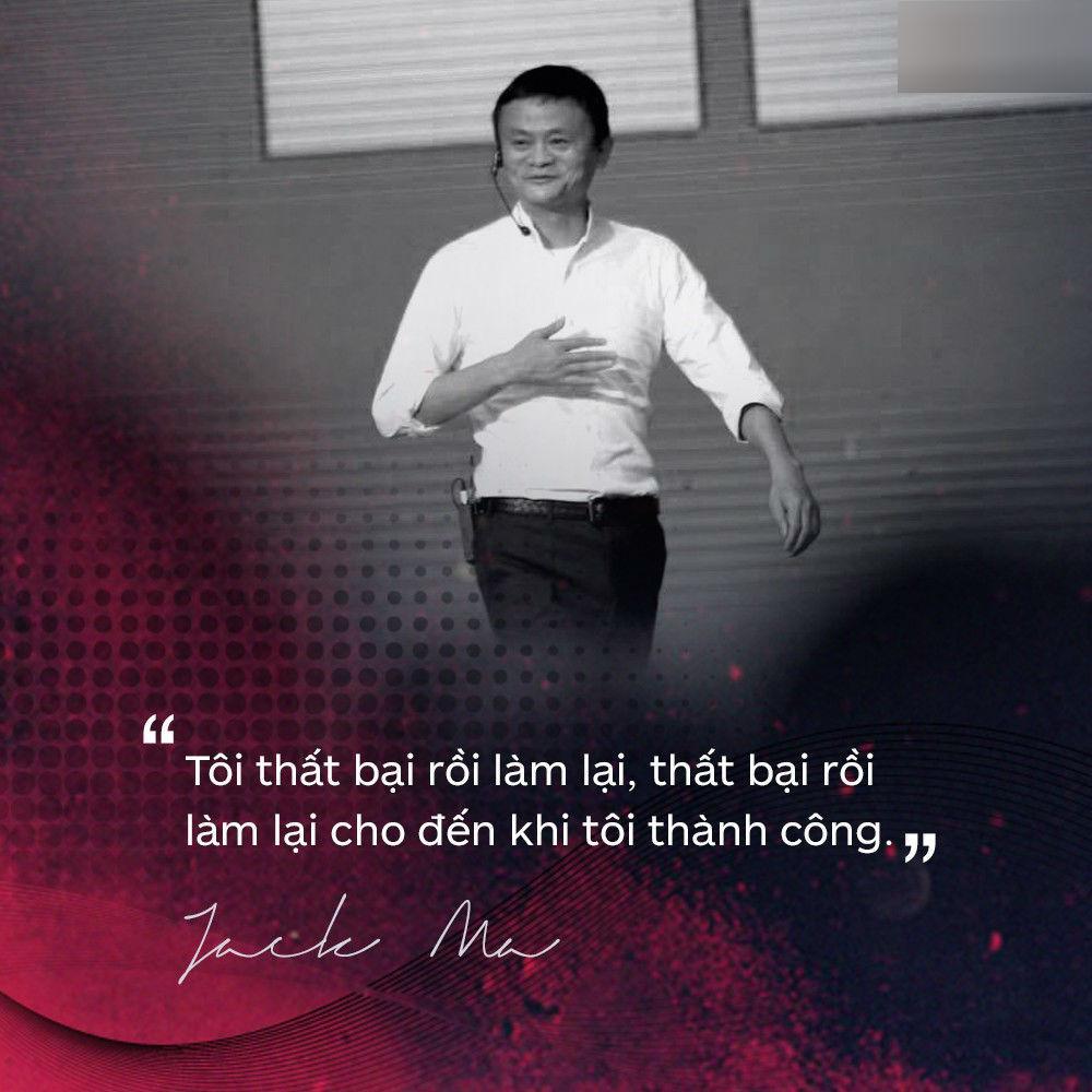 Loạt phát ngôn đầy cảm hứng của tỷ phú Jack Ma vừa gửi đến các bạn trẻ Việt Nam-8