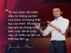 Loạt phát ngôn đầy cảm hứng của tỷ phú Jack Ma vừa gửi đến các bạn trẻ Việt Nam