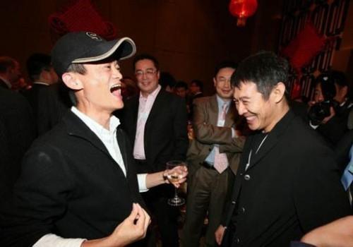 Làm nghệ thuật như Jack Ma: Đầu tư phim lỗ, đóng vai chính phim võ thuật kiêm hát nhạc phim!-1