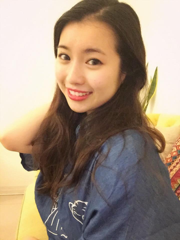 Chân dung cô hoa khôi sinh viên được ngồi cạnh và phỏng vấn trực tiếp Jack Ma ngày hôm nay-2