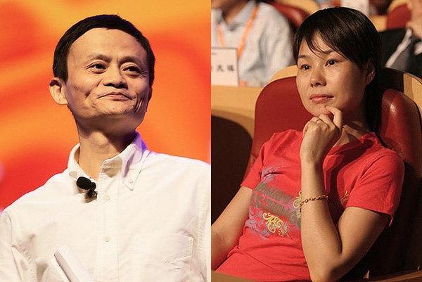 Câu chuyện không phải ai cũng biết về người vợ thầm lặng của tỷ phú Jack Ma-2