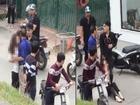 Hà Nội: Cô gái bị nam thanh niên túm tóc kéo lê, đánh giữa phố