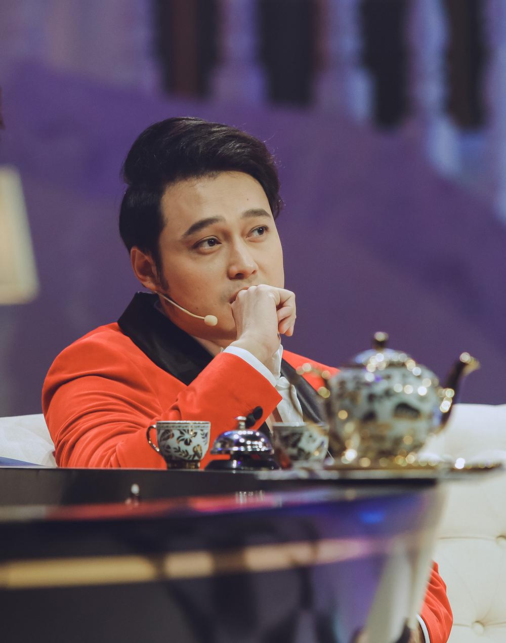 Quang Vinh lần đầu chia sẻ: Tôi sốc đến mức muốn bỏ nghề hát khi bố mẹ ly hôn-2