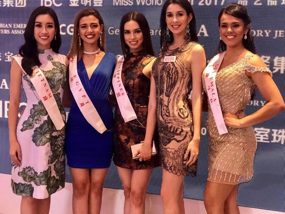 Đỗ Mỹ Linh lọt top 5 người đẹp được bình chọn nhiều nhất Miss World 2017-6