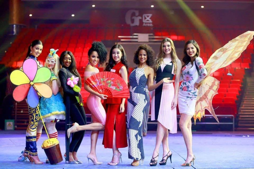 Đỗ Mỹ Linh lọt top 5 người đẹp được bình chọn nhiều nhất Miss World 2017-7