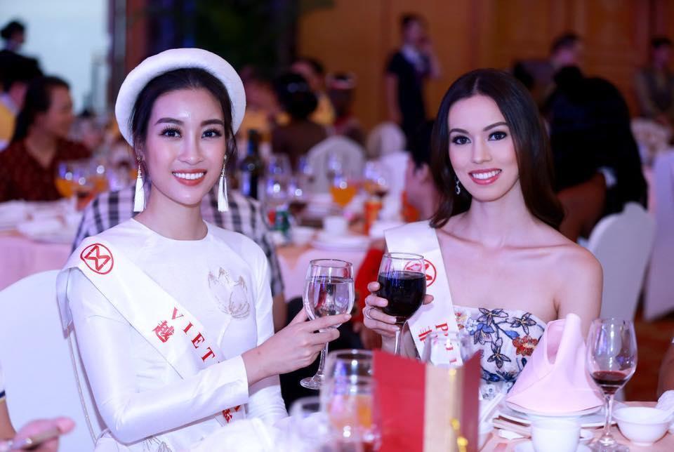 Đỗ Mỹ Linh lọt top 5 người đẹp được bình chọn nhiều nhất Miss World 2017-8