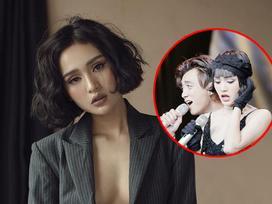 Sau ồn ào tình ái với Soobin Hoàng Sơn, Hiền Hồ tủi thân khi ca khúc mới bị dân mạng mỉa mai