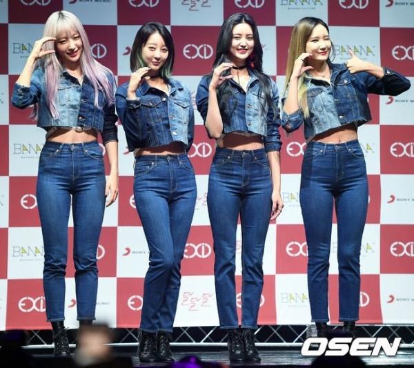 Tung MV sexy và đầy 'sang chảnh' trước 30 phút, EXID khiến fan 'ngã ngửa'-6