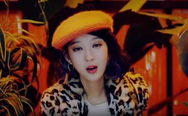 Tung MV sexy và đầy 'sang chảnh' trước 30 phút, EXID khiến fan 'ngã ngửa'-3