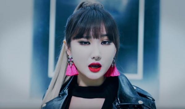 Tung MV sexy và đầy 'sang chảnh' trước 30 phút, EXID khiến fan 'ngã ngửa'-5