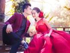 Lâm Khánh Chi tiết lộ váy cưới đính 10.000 viên pha lê trong lễ kết hôn vào tháng 12