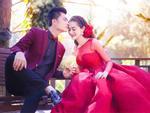 Lộ clip Lâm Khánh Chi mặc váy cưới lộng lẫy trước giờ xuất giá-5