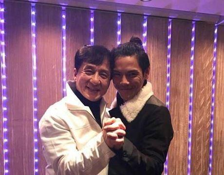 Sao võ thuật trẻ trong phim của Jack Ma khiến Thành Long, Lý Liên Kiệt phải nể phục-3