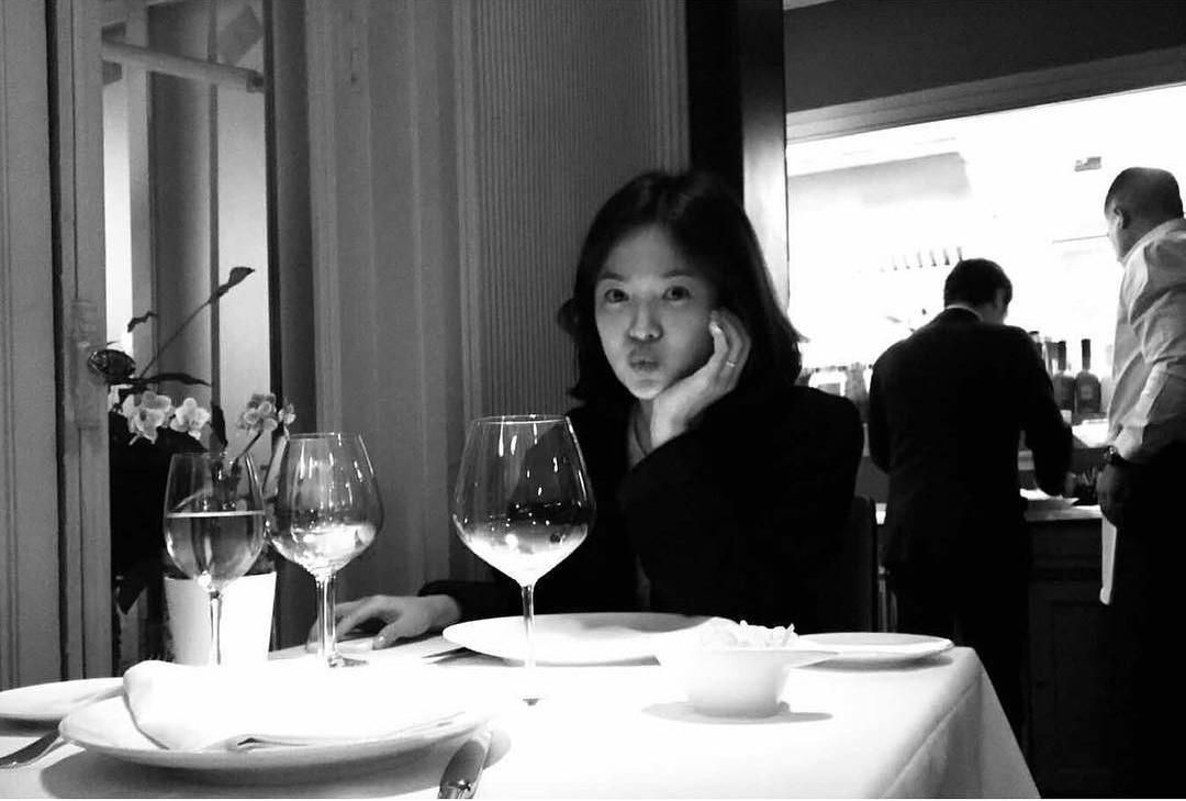 Vogue tiết lộ câu chuyện độc quyền: Song Joong Ki bắt đầu muốn cưới Song Hye Kyo từ lúc này đây?-2