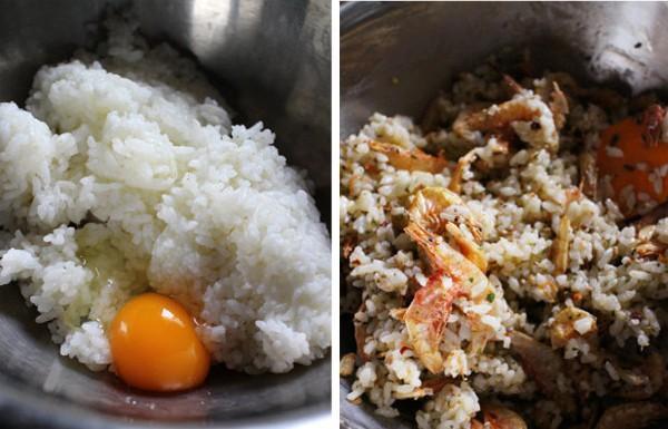 Còn dư cơm nguội, bạn hãy làm ngay món cơm nướng siêu ngon này nhé!-2