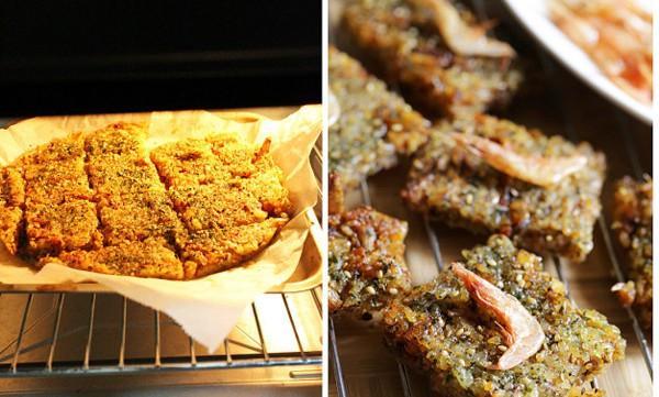 Còn dư cơm nguội, bạn hãy làm ngay món cơm nướng siêu ngon này nhé!-4