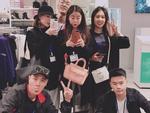 Hot girl - hot boy Việt 8/11: Ba gia đình hot nhất mạng xã hội khoe 'núi' hàng hiệu vừa sắm