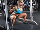 Huấn luyện viên chỉ ra sự thật khi tập squat trên máy Smith, ai đang tập squat cùng dụng cụ này hãy cân nhắc