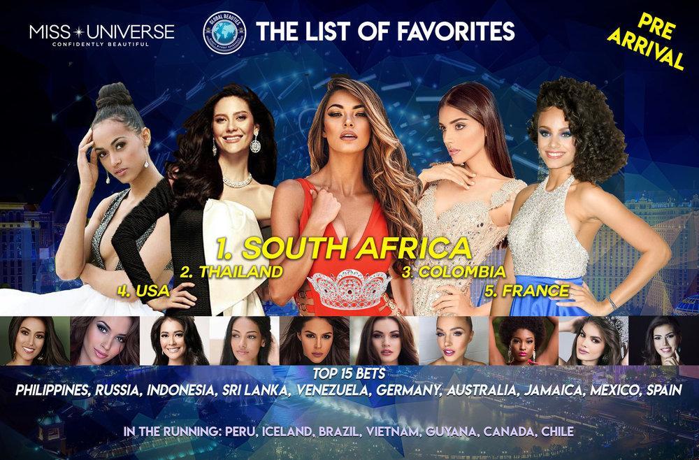 Trước giờ lên đường, Nguyễn Thị Loan được Global Beauties dự đoán lọt top 20 Miss Universe 2017-1