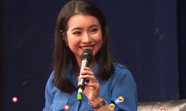 Tỷ phú Jack Ma đã nói riêng điều gì với Hoa khôi Ngoại giao Ngô Khánh Linh?-3