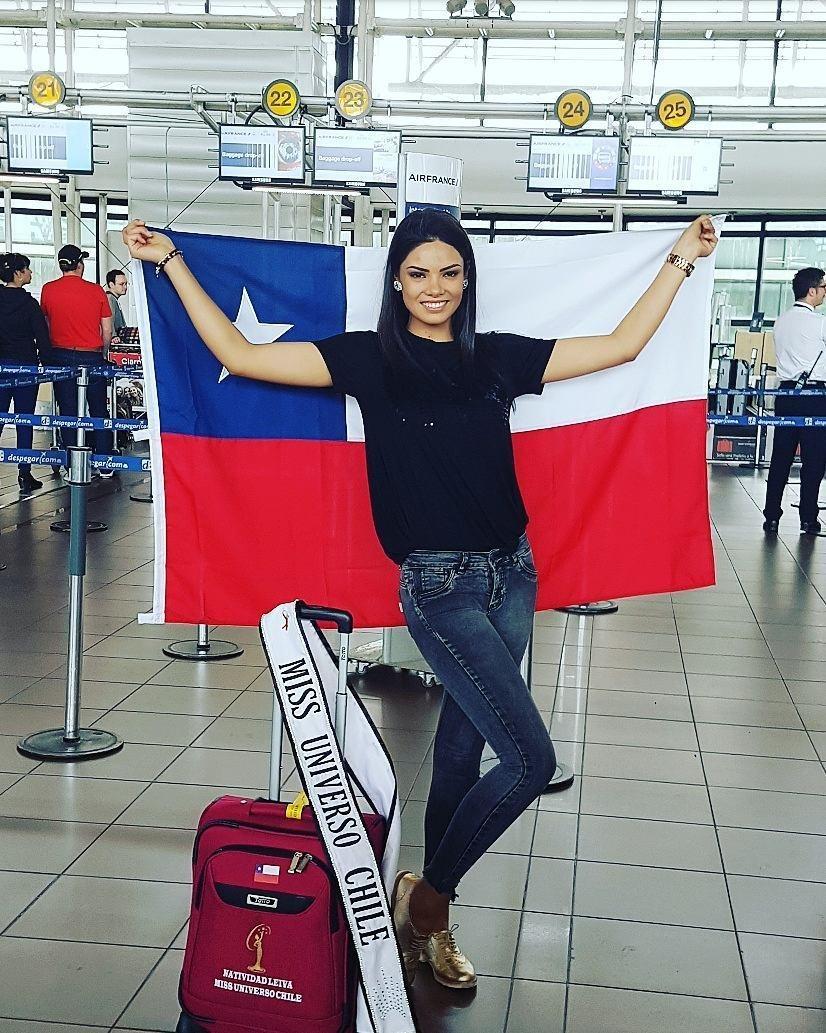 Trước giờ lên đường, Nguyễn Thị Loan được Global Beauties dự đoán lọt top 20 Miss Universe 2017-5