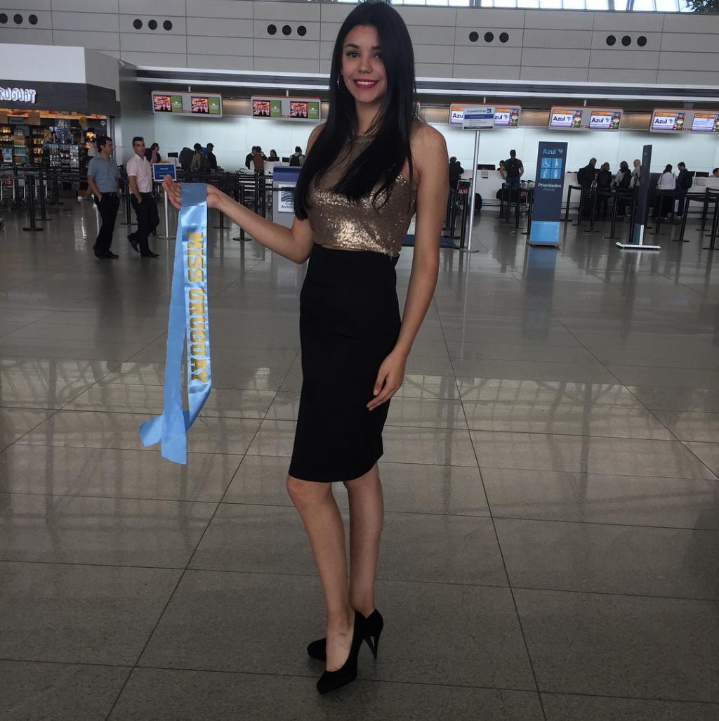 Trước giờ lên đường, Nguyễn Thị Loan được Global Beauties dự đoán lọt top 20 Miss Universe 2017-6