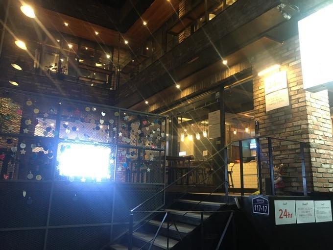 Quán cà phê xuyên đêm vào mùa thi của sinh viên Hàn Quốc-1