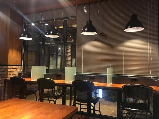 Quán cà phê xuyên đêm vào mùa thi của sinh viên Hàn Quốc-2