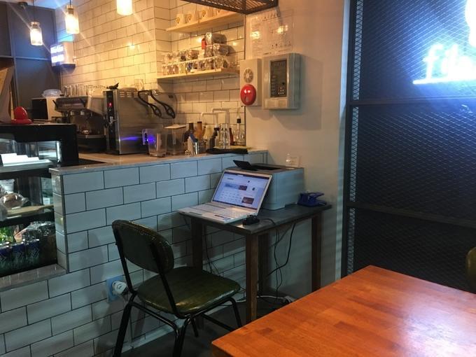 Quán cà phê xuyên đêm vào mùa thi của sinh viên Hàn Quốc-5