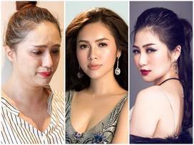 Những sao Việt 'một lần vạ miệng, nhiều năm không quên'