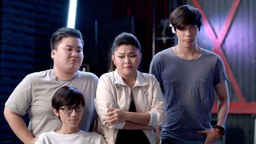 Glee: Angela Phương Trinh nắm thóp Yaya Trương Nhi, trở lại đội cổ vũ-1