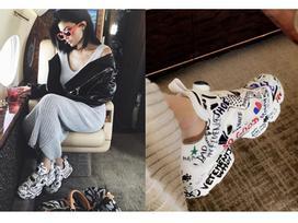 Nếu chê những đôi giày này bẩn và quá xấu thì bạn thật có lỗi với thời trang!