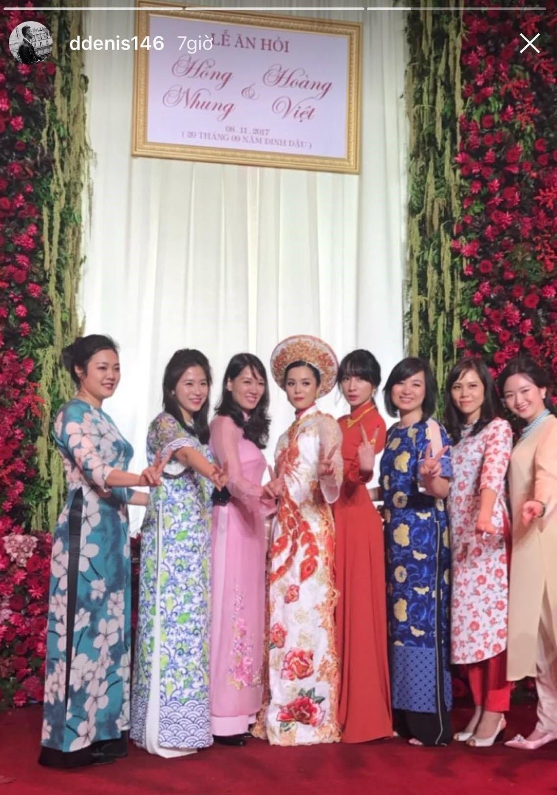 Hé lộ đám hỏi hoành tráng và cô dâu xinh đẹp của thiếu gia tập đoàn Tân Hoàng Minh-6