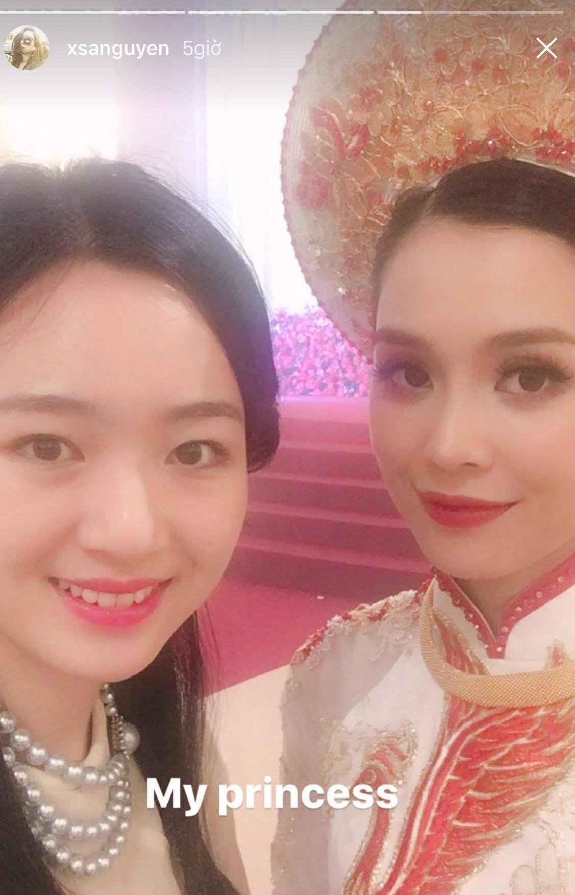 Hé lộ đám hỏi hoành tráng và cô dâu xinh đẹp của thiếu gia tập đoàn Tân Hoàng Minh-7