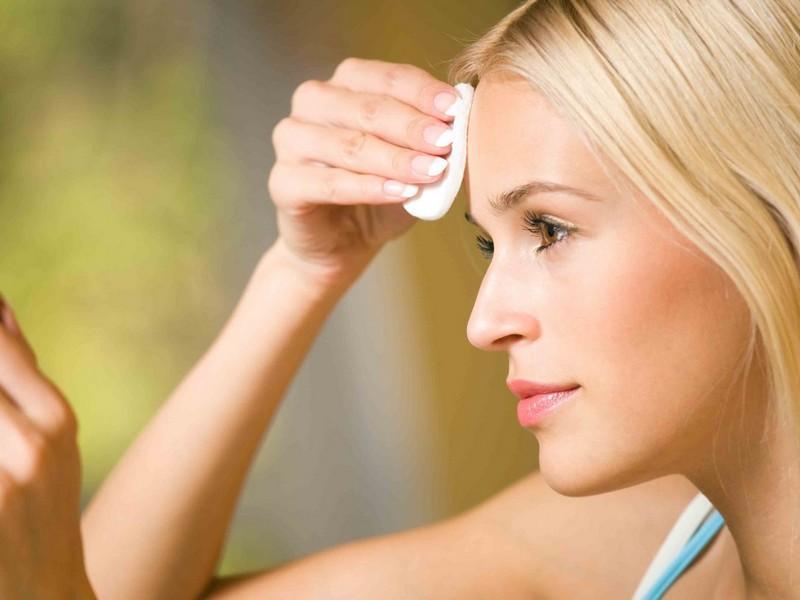 Cách làm đẹp da đối với da nhờn-1